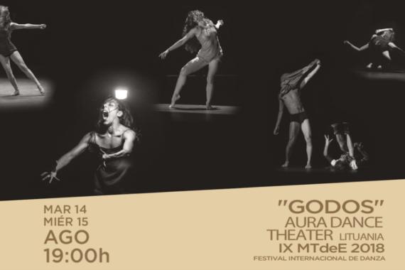 """""""GODOS"""" Aura Dance"""